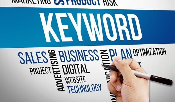 ارتقای سئو توسط تبلیغات در گوگل - عملکرد کلمات کلیدی