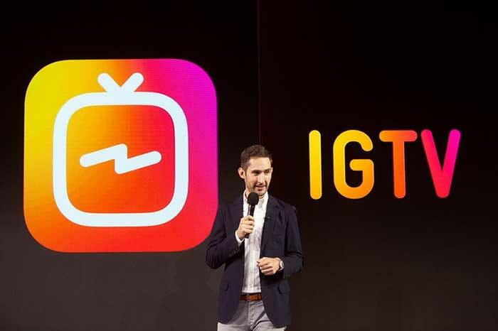 igtv اینستاگرام - کنفرانس معرفی IGTV