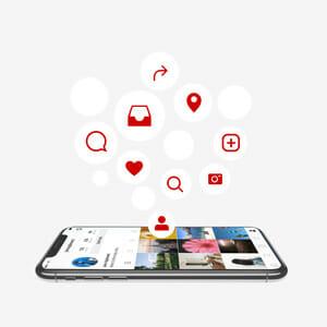 بازاریابی شبکه های اجتماعی در اینستاگرام