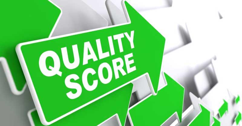 Quality Score امتياز كيفيت