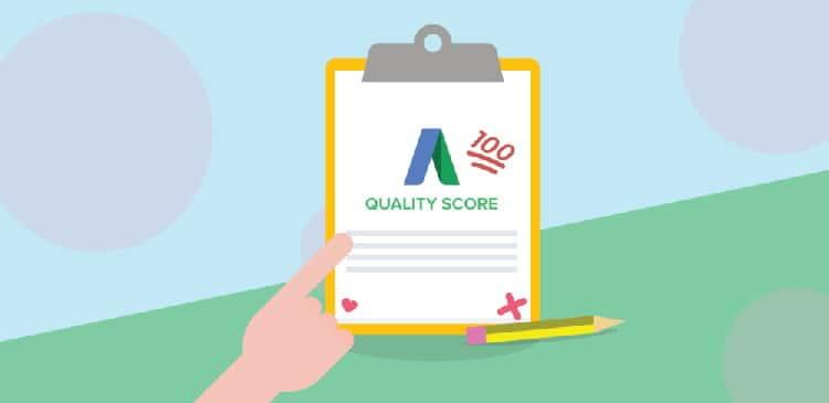 امتیاز کیفیت در تبلیغات گوگل