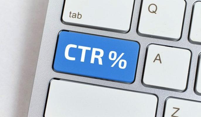 CTR در گوگل ادوردز - CTR در گوگل ادوردز بهتر است بالاتر باشد یا پایینتر؟