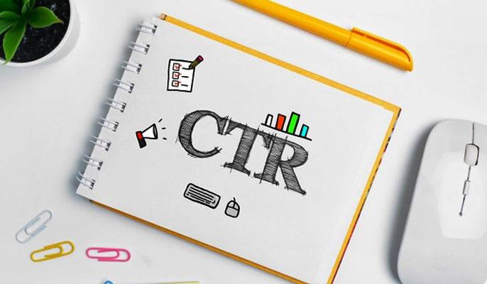 CTR در گوگل ادوردز - درباره CTR در گوگل ادوردز چه میدانید؟