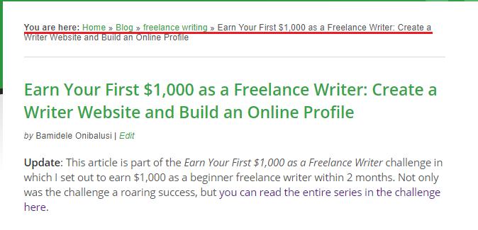 سئو وبلاگ