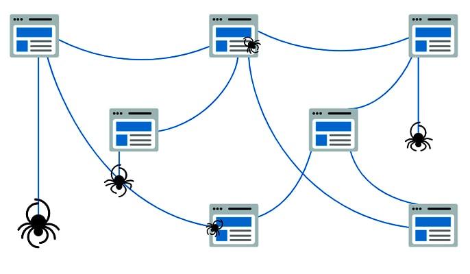 خزش Crawl - خزنده های وب چگونه کار میکنند؟