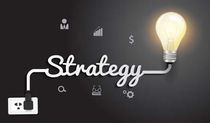 استراتژي توليد محتوا
