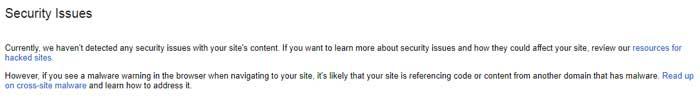 گوگل سرچ گنسول