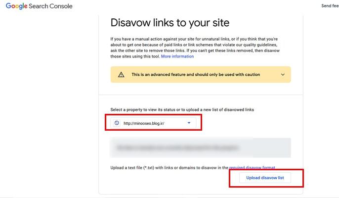 Disavow چیست؟Google Disavow Tool