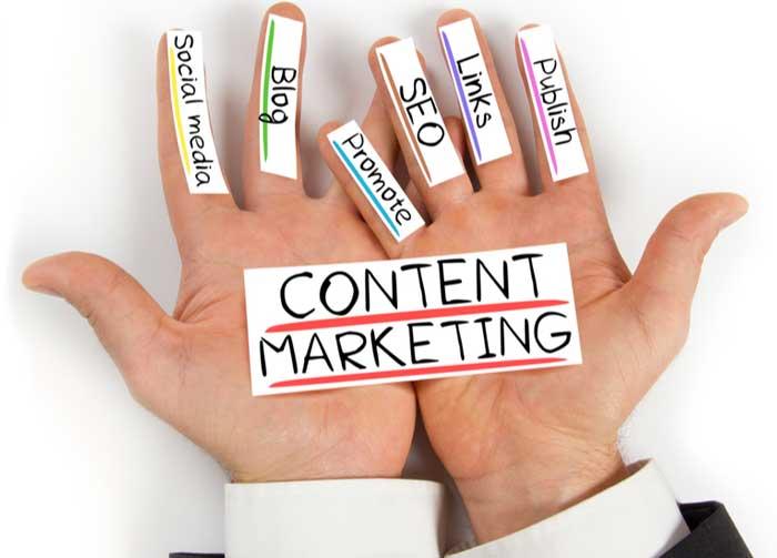 بازاریابی محتوا - روش بیپرده بازاریابی محتوا چه تأثیری دارد