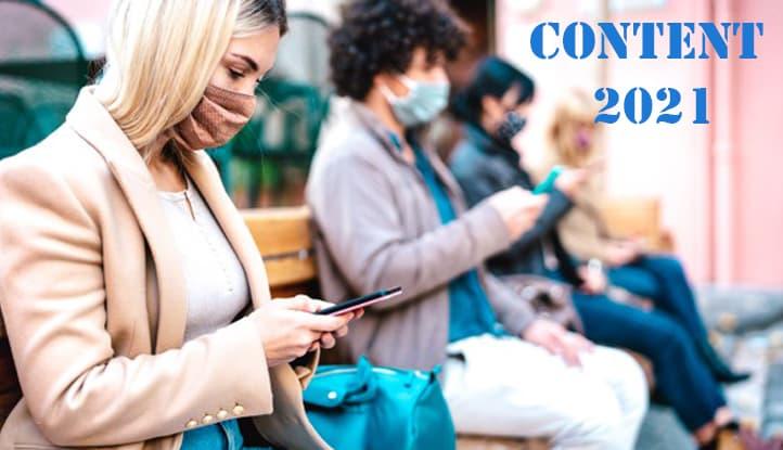 انواع محتوا؛ معرفی جذاب ترین نوع محتوا در سال ۲۰۲۱