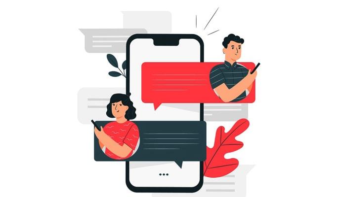 افزایش نرخ تبدیل - ربات گفتگو