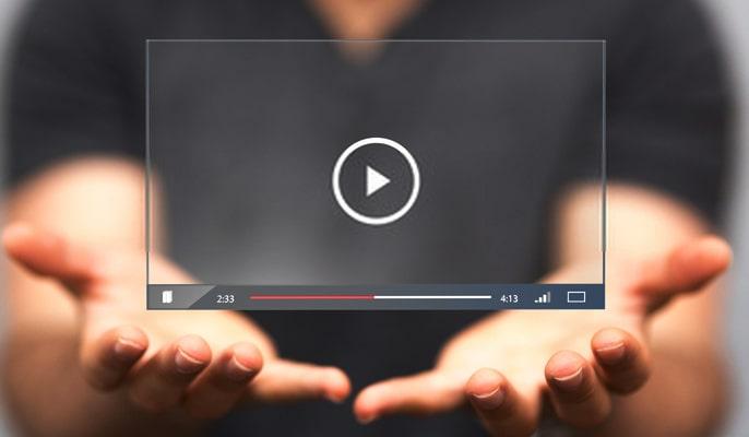 افزایش نرخ تبدیل - استفاده از ویدئو