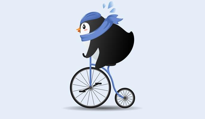 الگوریتم پنگوئن - اجرای ضروری الگوریتم پنگوئن گوگل