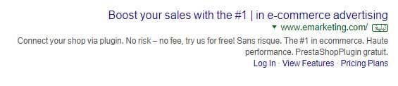 مفاهیم تبلیغات در گوگل