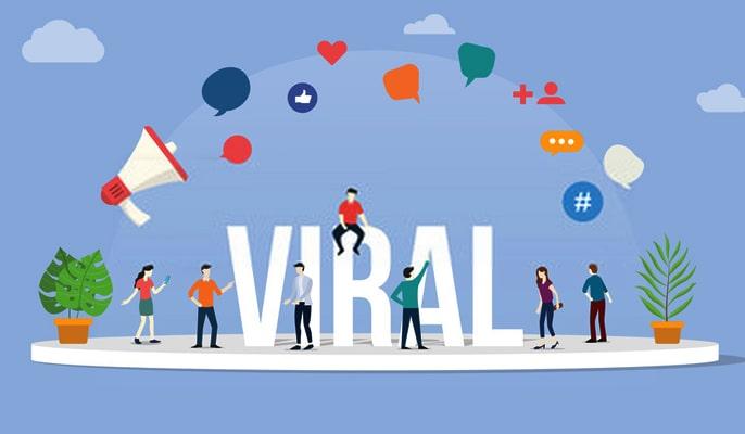 بازاریابی ویروسی Viral Marketing - ۴ مزیت مهم بازاریابی ویروسی