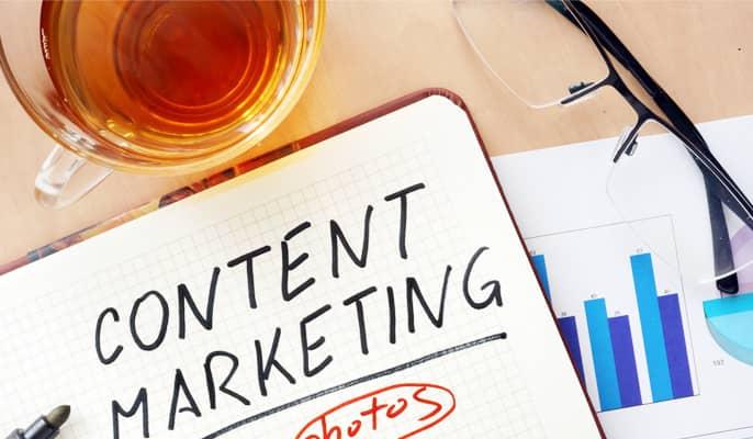 بازاریابی تجارت الکترونیک - بازاریابی محتوا