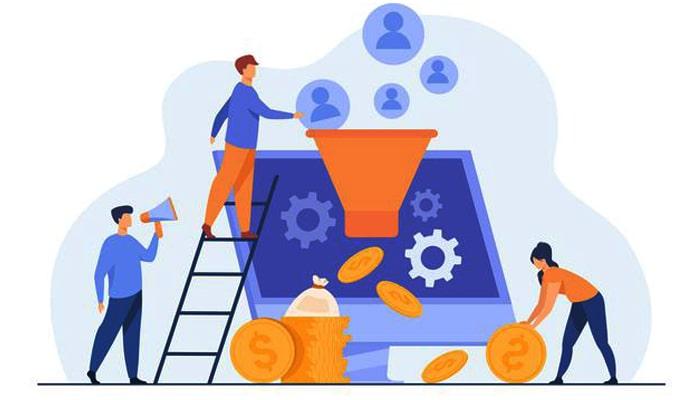 بهینه سازی نرخ تبدیل در فرآیند فروش - توجه