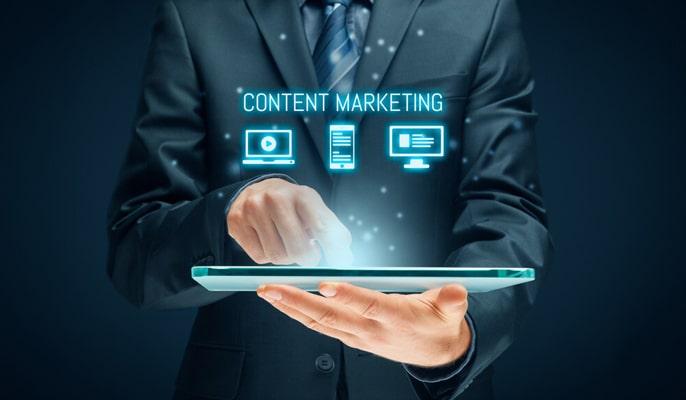 بازاریابی محتوایی B2B - بازاریابی محتوایی را برای یک سازمان B2B