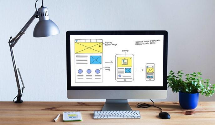 تغییر در طراحی سایت -  رنگهای قابل توجه