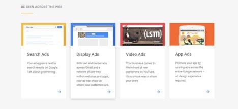 بازاریابی گوگل ادز - جستجوی محلی