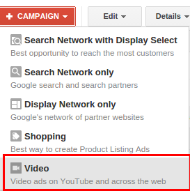 تبلیغات یوتیوب - کمپین ویدئویی