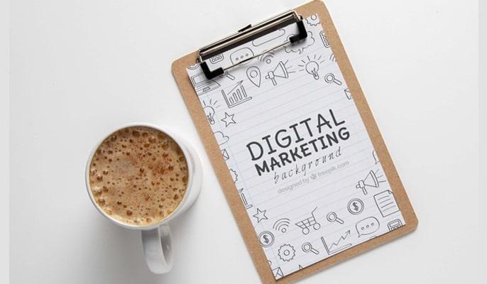 دیجیتال مارکتینگ برای کسب و کار - شروع دیجیتال مارکتینگ