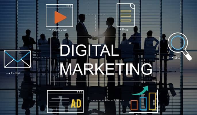 دیجیتال مارکتینگ برای کسب و کار - تبلیغات برای کسب و کار