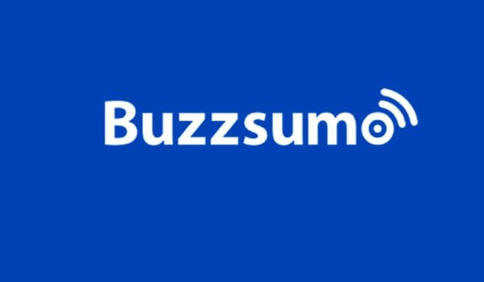 افزونه های گوگل کروم برای سئو - BuzzSumo