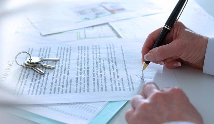 قرارداد فروش - بستن فرضی قرارداد