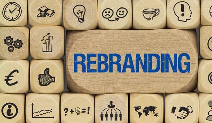 بازسازی برند - دستورالعمل ساخت نام تجاری جدید