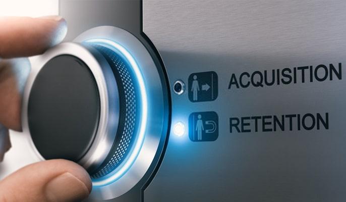 افزایش نرخ حفظ مشتری - 6 راه برای افزایش نرخ حفظ مشتری