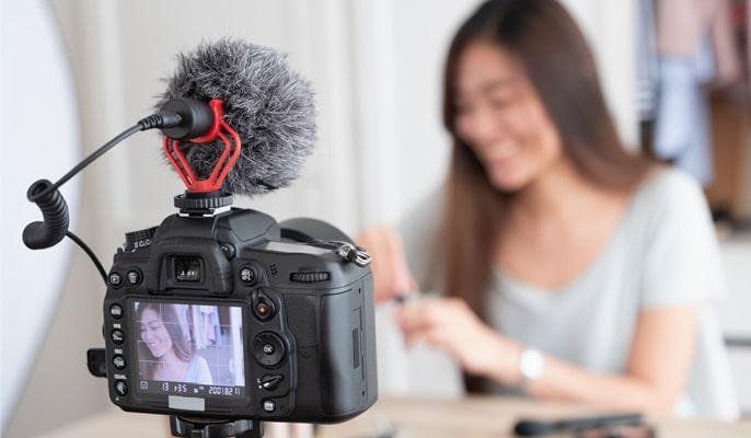 استراتژی بازاریابی ویدئویی - آمارهایی قانعکننده از محتوای ویدئویی
