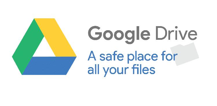 آشنایی با گوگل درایو و سرویسهای زیر مجموعه آن