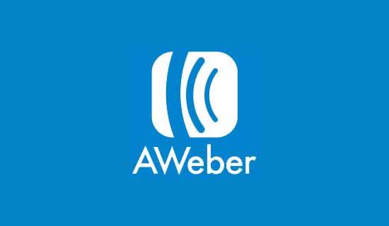 سرویس بازاریابی ایمیلی - AWeber