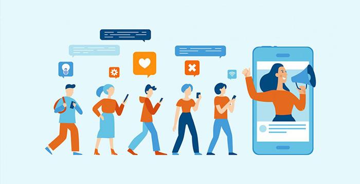 تبلیغ اپلیکیشن در شبکههای اجتماعی راهی برای افزایش نصب اپلیکیشن