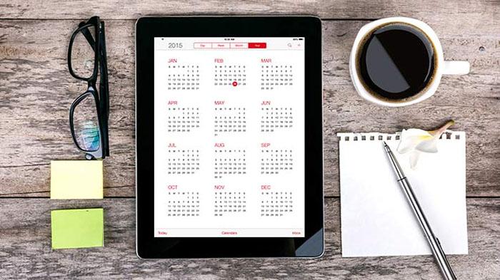 تقویم تولید محتوا - بازاریابی محتوایی