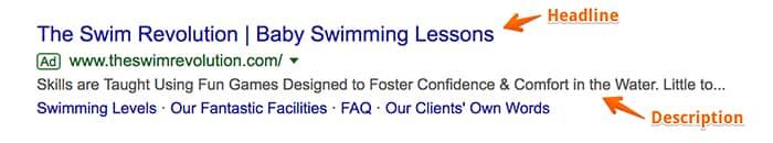 راهنمای گوگل ادز - عنوان و توضیحات تبلیغ در گوگل ادز