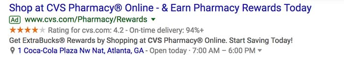 راهنمای گوگل ادز - تبلیغات گسترش یافته با موقعیت مکانی