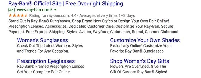 راهنمای گوگل ادز - تبلیغات گسترش یافته با لینک وبسایت