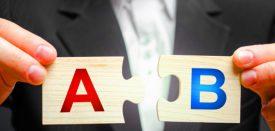 A/B تست -۶ گام برای داشتن A/B تست موفق