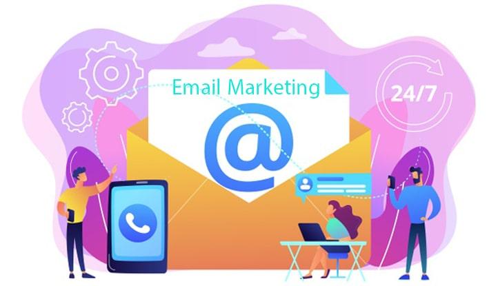 ۶ مزیت استفاده از ایمیل مارکتینگ