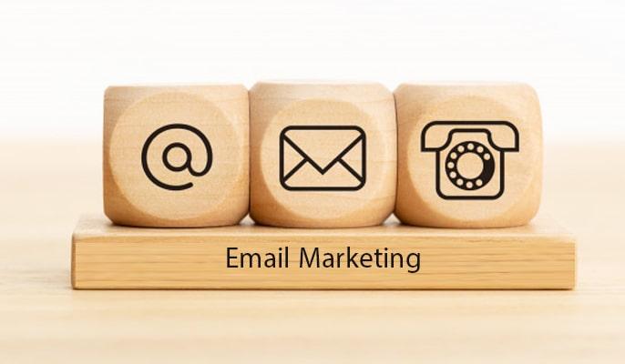 مزیت ایمیل مارکتینگ - ارتباط با افرادی که در حال حاضر برند شما را می شناسند