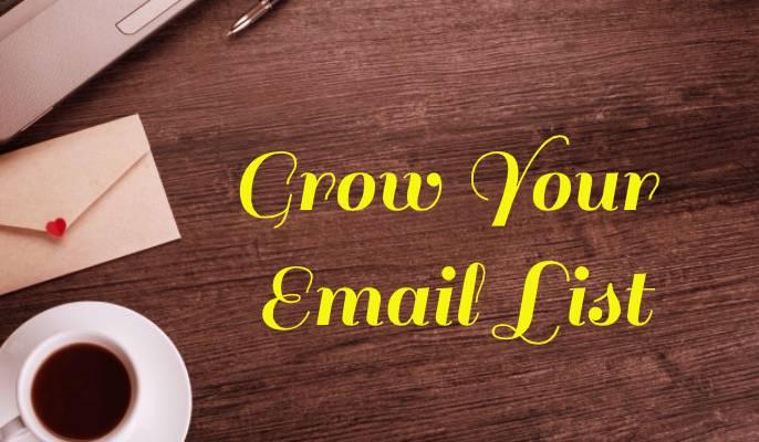 لیست ایمیل - از محتوای همیشه سبز خود برای جذب مشترکان جدید استفاده کنید.