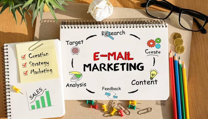 ایمیل مارکتینگ چیست و از کجا شروع شد؟