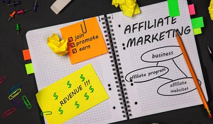 افیلیت مارکتینگ Affiliate marketing - راهکارهایی برای افیلیت مارکتینگ موفق