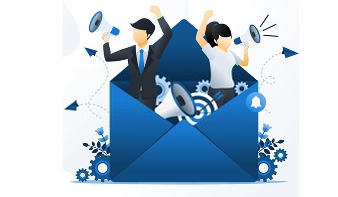بازاریابی برونگرا - ایمیل مارکتینگ