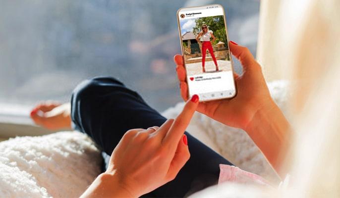 کپشن اینستاگرام - تشویق برای تگ کردن سایرین