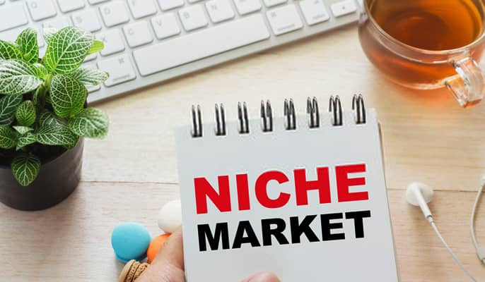 نیچ مارکتینگ Niche Marketing - نیچ مارکتینگ بر اساس محصول