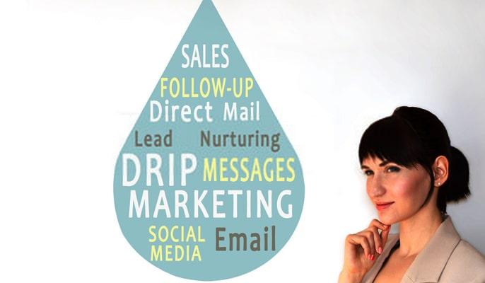 بازاریابی قطره ای - بازاریابی قطره ای یا drip marketing چیست؟