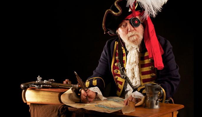 الگوریتم دزد دریایی - هدف الگوریتم دزدان دریایی گوگل چیست؟